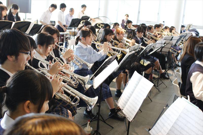 【レポート】はじめて出会った高校生たちがつくる音楽
