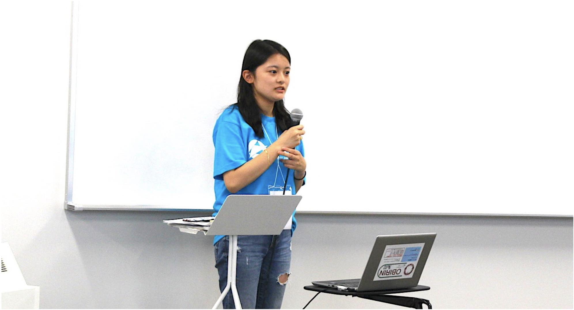 楽しさの追体験と高校生が意見を言う場を作りたい。SDGsワークショップを開催した太田美風さんの軌跡